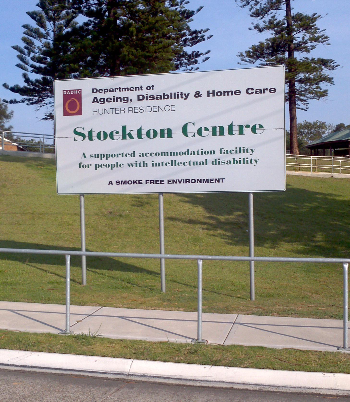 The Stockton Centre