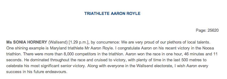 CRS - Aaron Royle